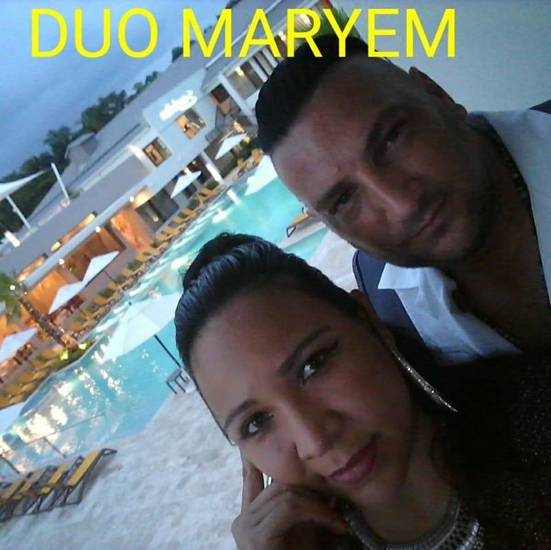 MARYEM, duo musique internationale, latine, variétés françaises