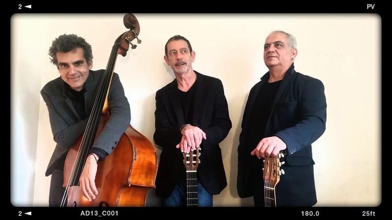 THIERRY RIOU, duo, trio , bossa, jazz, latino, fado
