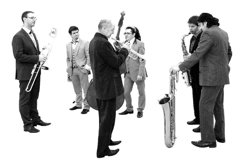 OUEST SEXTET Jazz West Coast