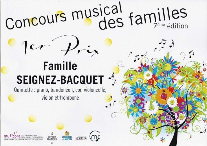 Orchestre familial Philippe Seignez