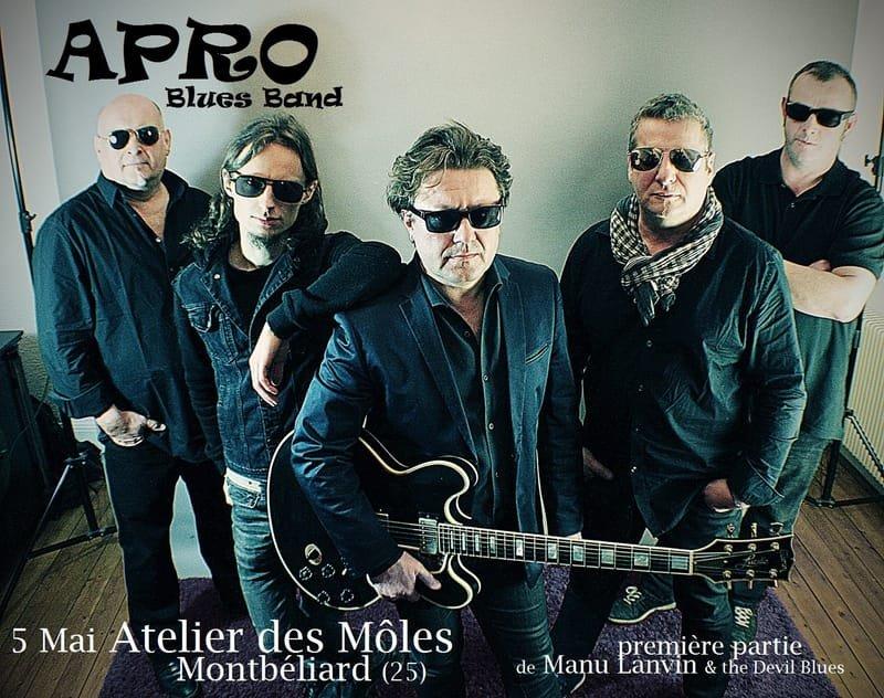 APRO JEAN PHILIPPE rock, blues français