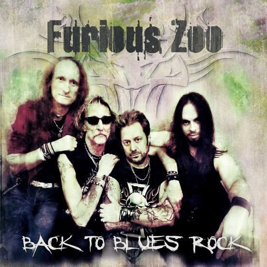 FURIOUS ZOO , blues rock