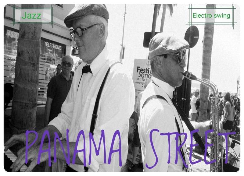 PANAMA GATSBY DUO du jazz et de l'electro-swing des années 20