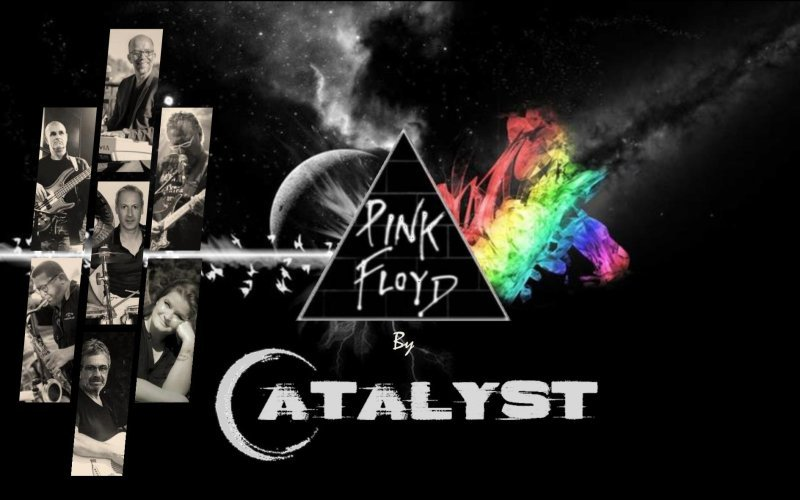CATALYST, TRIBUTE PINK FLOYD