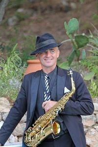 LUCKY Djé,solo CHANTEUR SAXOPHONISTE Jazz, Swing, Bossa Nova, Latino Jazz
