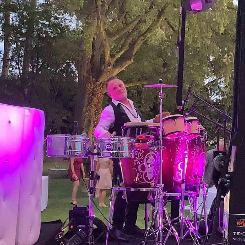 Tamtam Boumboum - GUY ZUILI percussioniste, djembé, congas, cajon, batterie etc