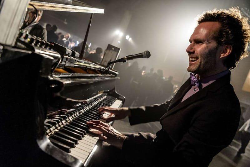Jonathan Soucasse, pianiste