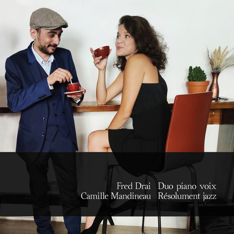 Camille et Fred  reprise jazz