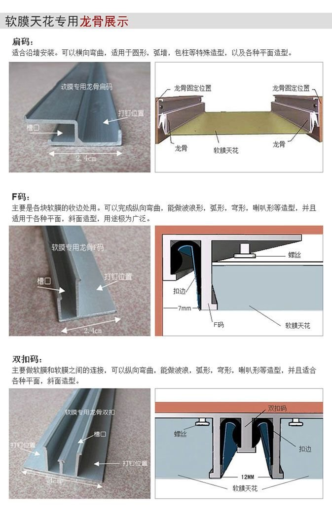 Translucent stretch ceiling film :The first choice among light-transmitting decorative materials