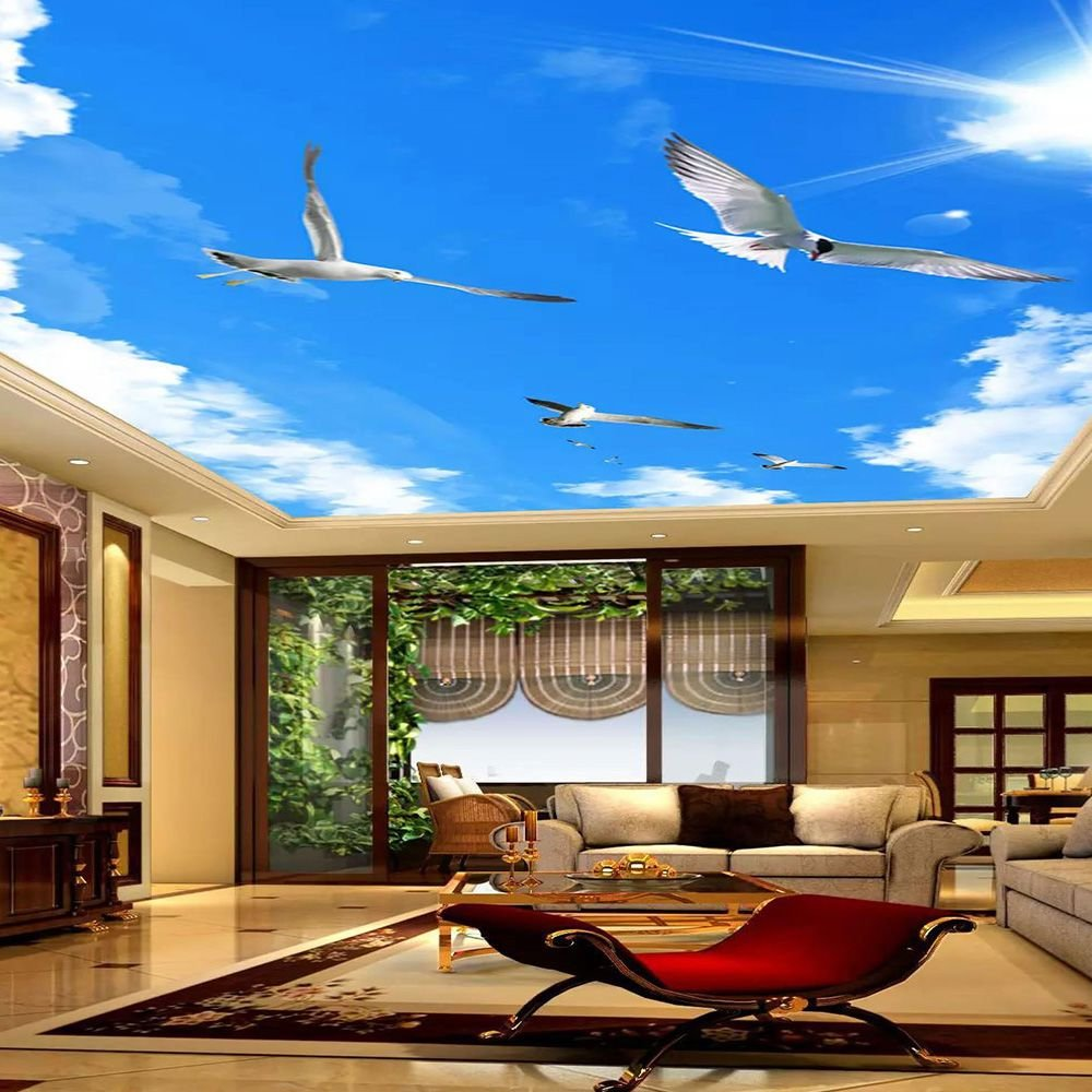 stretch ceiling films price