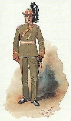 KEH Officer's Full Dress Uniform 1910-14