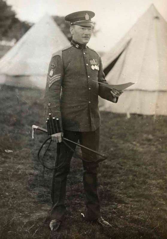 KEH Undress Uniform 1910-14