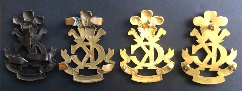 Second Pattern Regimental Headdress Badge