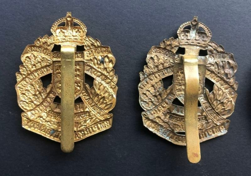 Other Ranks Headdress Badges
