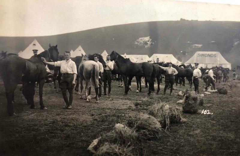 Ovingdean 1905 & Stowe Park 1906