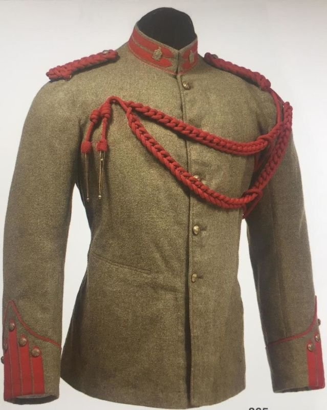King Edward's Horse (KEH) Bandsman's Uniform