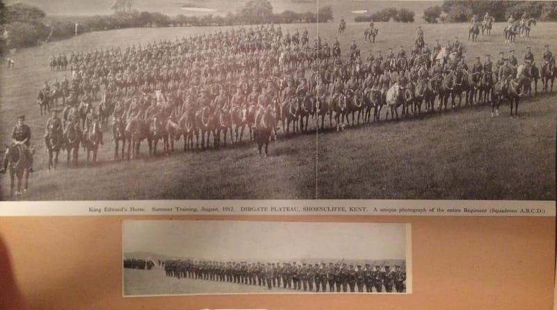 Aldershot 1911 & Dibgate 1912