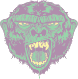 Grapeful Ape