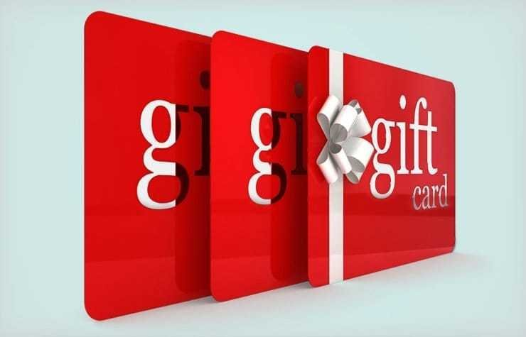 Buy a Gift Voucher now!