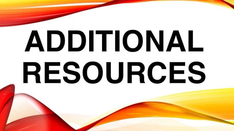 Additional Resources - Einstein Postdoctoral Association