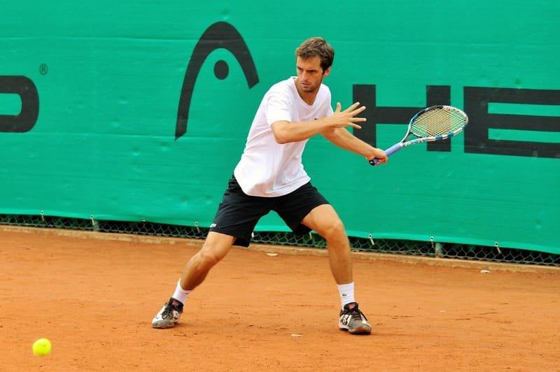 אימון טניס תחרותי