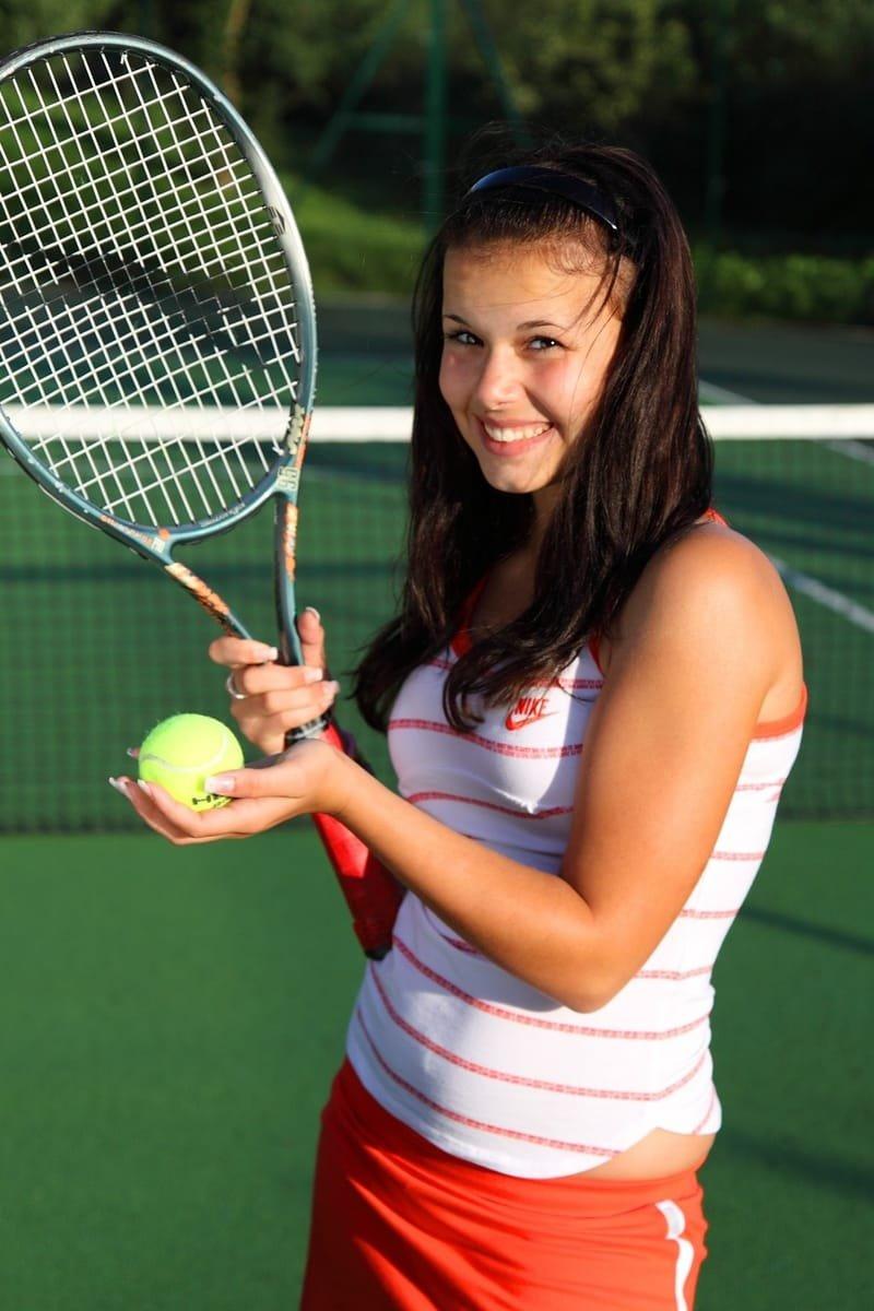 אימון טניס נוער