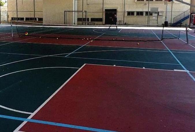 מגרש טניס גבעתיים