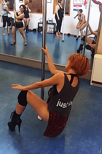 Pole Sexy - Exotic - Sexyfit