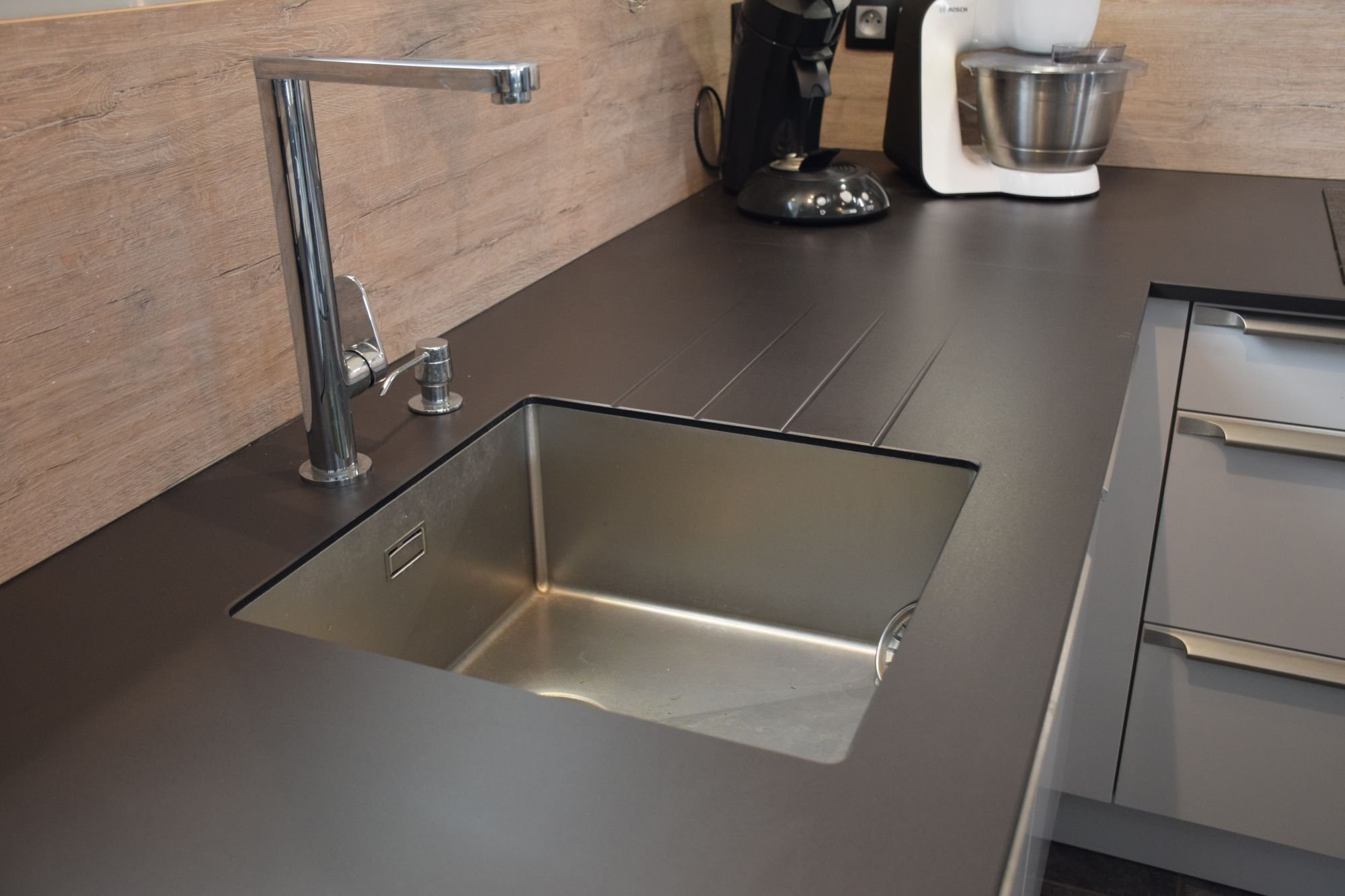 Evier Le Plus Resistant plans de travail - ml design cuisines et création d'espaces