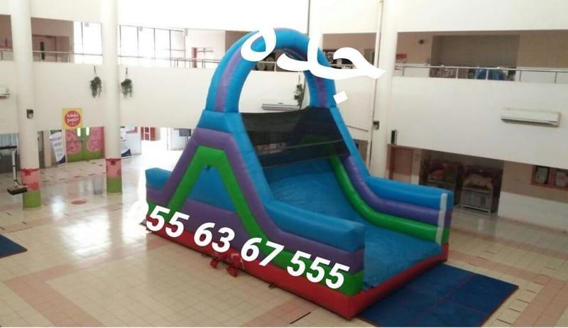 زحليقة التسلق مقاس7م*5م (السعر 900 ريال)