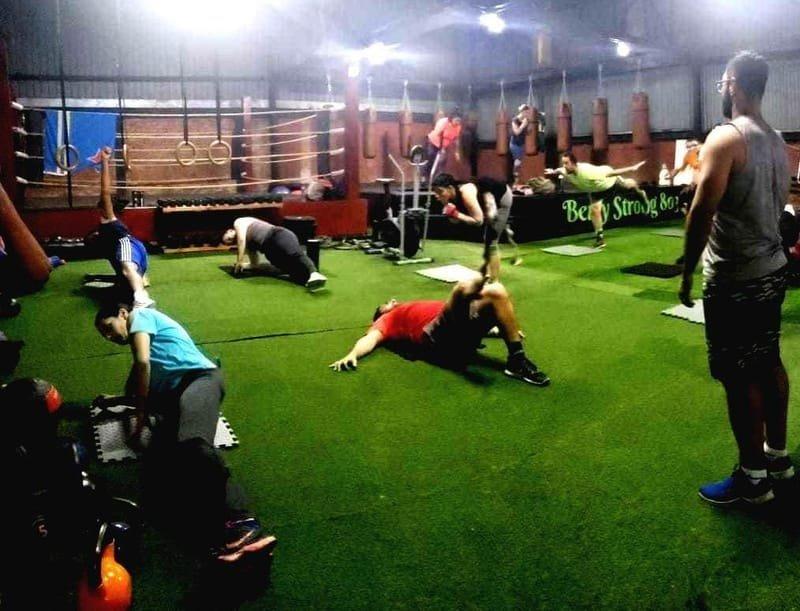 Functional Fitness (Minimalist Training)