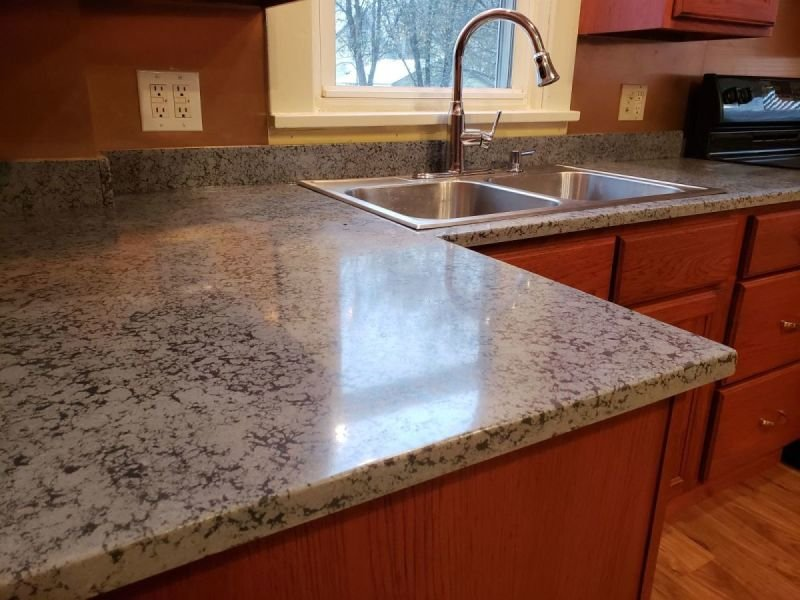 Concrete And Gl Counter Tops Mycoffeepot Org