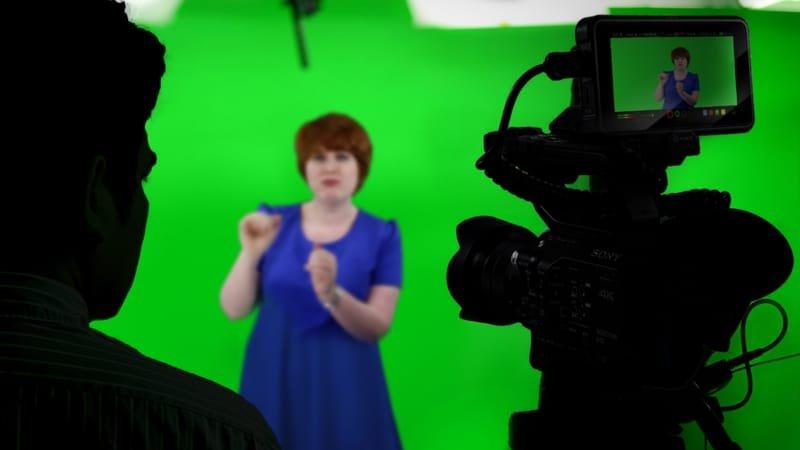 British Sign Language Video