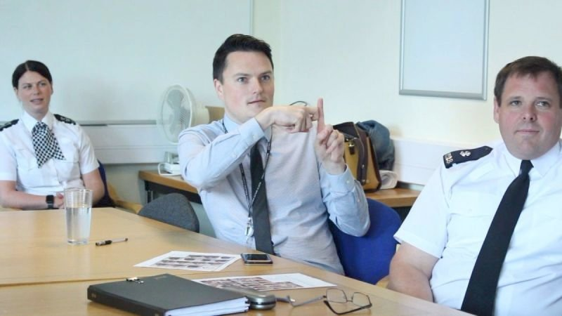 British Sign Language (BSL) Training