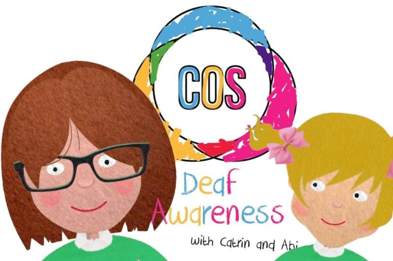 Deaf Awareness with Catrin and Abi