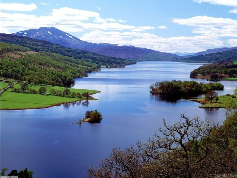 QUEENS VIEW, LOCH TAY AND MORE