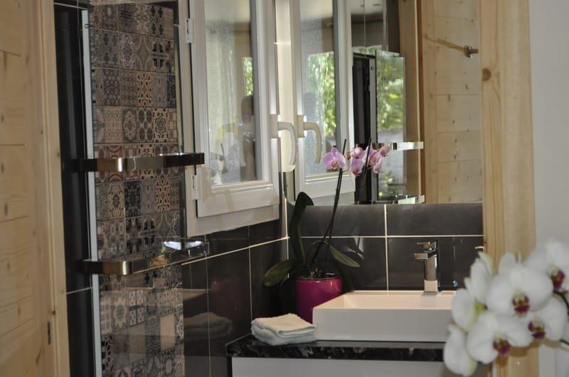 La salle de bain, lieu de bien-être...