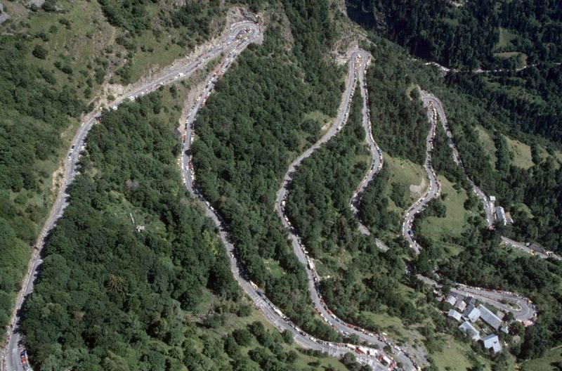 A l'assaut de L'Alpe d'Huez