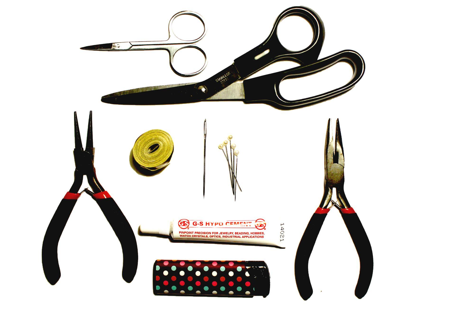 Macrame tools & materials Imbali Crafts
