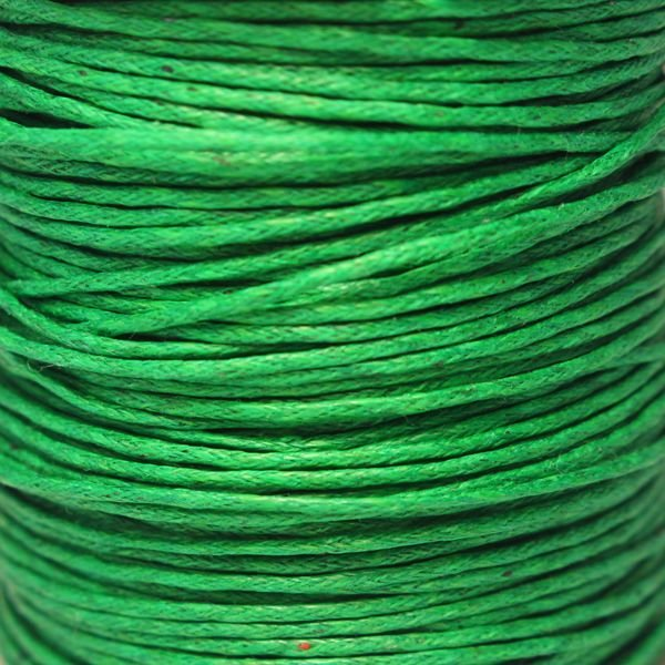 Chinese waxed cotton cord imbali crafts