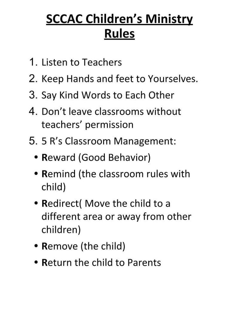 家长专区 For Parents