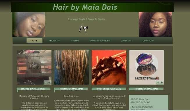 Hair By Maia