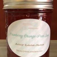 Cranberry Orange Pear Jam