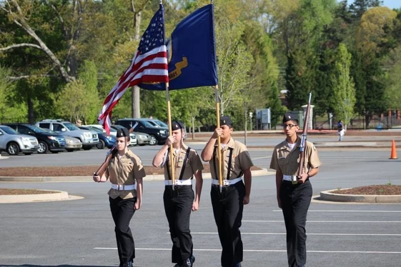 Color Guard Team