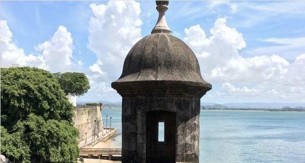 El Majestuoso Viejo San Juan