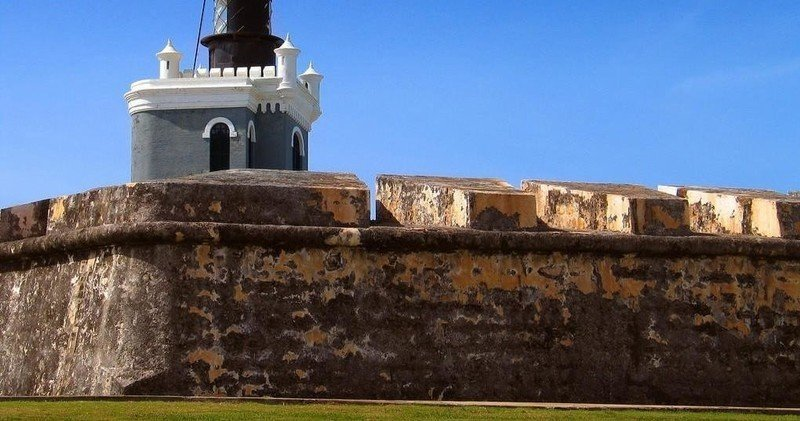 The Fortifications of Old San Juan