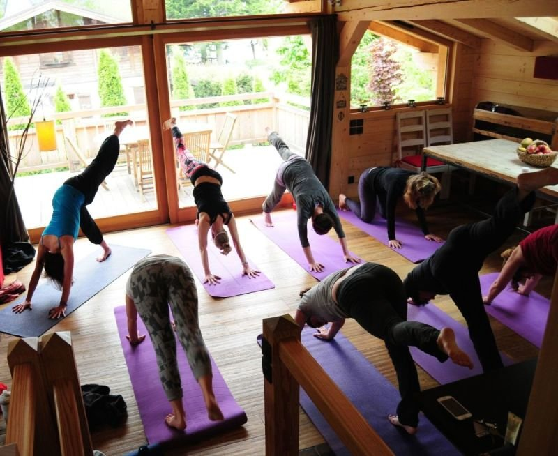 All Inclusive Alpine Yoga Retreat In Chamonix France May 18 25 Urqu Retreats Adventures