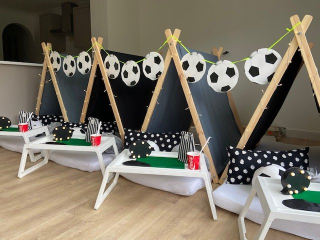 GOALS! FOOTBALL CAMP