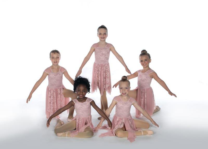 7yrs & Up Ballet 1