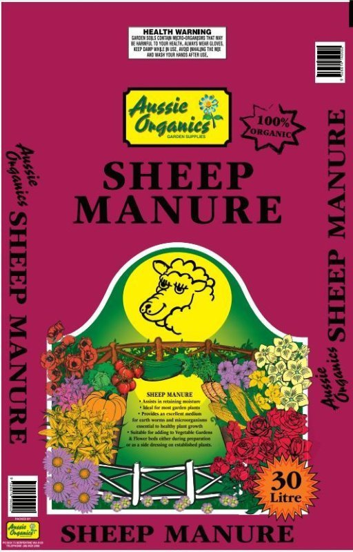 SHEEP MANURE 30l